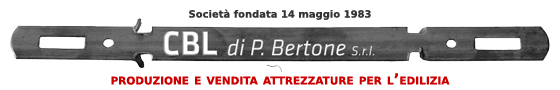 CBL di P. BERTONE srl